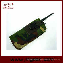 Tactical Radio Walkie Talkie Pouch for Military Security Police