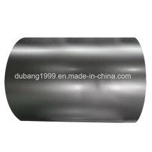 Preço galvanizado da placa de aço, bobina de aço galvanizada para a folha da telhadura, chapa de aço galvanizada Prepainted na bobina