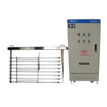Industrial UV Water Sterilizer Channel Type