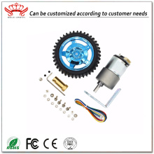 High Toque Encoder Getriebemotor 6V 12V
