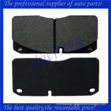 WVA29067 GDB5058 FCV733 1906297 1906197 1906043 1906402 5001014704 for renault truck brake pad