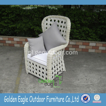 Popular SGS PE Rattan Garden Wicker Leisure Chair