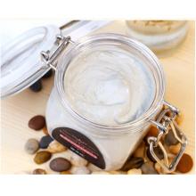 Prateado pet hermético cosméticos máscara frasco com anel de silicone (PPC-60)