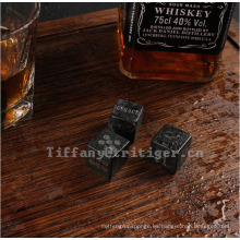 Marble basalt 8 pcs rocks /high quality whiskey stone /whiskey cube stone