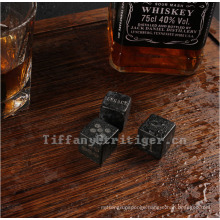 Marble basalt 8 pcs rocks /high quality whiskey stone /whiskey cube stone