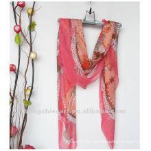 2013 Fancy Plain Polyester Schal