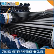Stpg370 16 pulgadas de tubería de acero al carbono sin costura