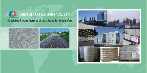 Reflective Beads For Traffic Paint Factory