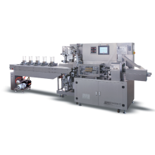 CIRUGÍAS PLASTERS FOUR SIDE PACKING MACHINE
