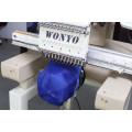 Nueva máquina de bordado con tapa de una sola cabeza de gran área Wy1201cl