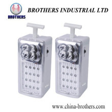 High Quality Rechargeable Emergency Lamp