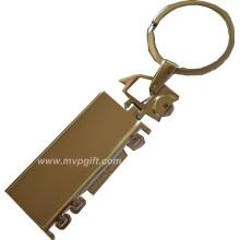 3D Truck Keychain, Metal Keychain