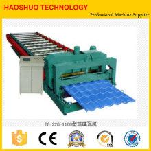 Dachziegelformmaschine