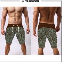 Poliéster transpirable nuevo estilo Activewear China pantalones cortos