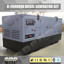 200kVA Silent Electric Diesel Generator Generating Sets with Perkins Engine
