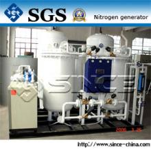 Конструкция генератора азота для защиты атмосферы печи