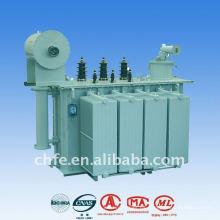 Transformador de voltaje Titted OLTC SZ-M-400 ~ 20000KVA/10KV
