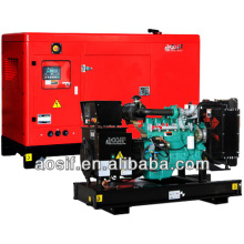 Power by silent generator 50kva