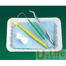 Одноразовый стоматологический набор (CE и ISO)