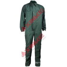 Nfpa2112 Cotton Fire Resistant Industrial Clothing with Reflective Tapes