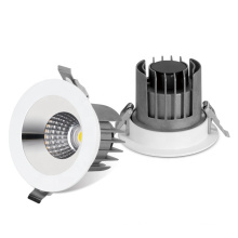 New design anti glare recessed wall downlight indoor hotel adjustable ceiling ip20 ip44 ip65 down light