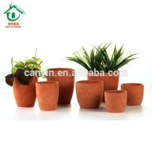 Indoor Handmade Ceramic Garden Flower pote de ações