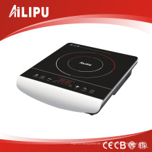 New Design Touch Control Induction Cooker for Home Appliance Use