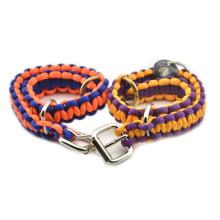 custom military nylon dog leash