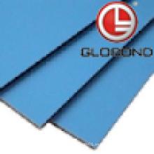 GLOBOND FR Panel compuesto de aluminio ignífugo (PF-461 azul claro)