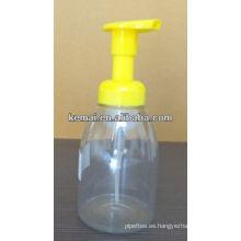 Botella de la bomba de espuma