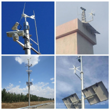 Sistema híbrido solar eólico APPreoved CE