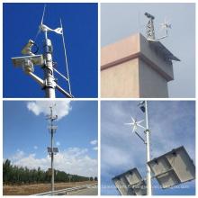 Système hybride solaire de vent de CE Appreoved