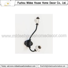 Wholesale Cast Iron Hooks with Ceramic Knop