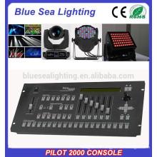 2015 hotsale pilot 2000 dmx controller