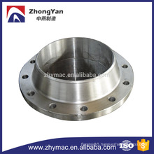forged steel astm a105 weld neck flange