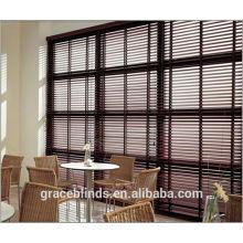 Basswood venetian blinds