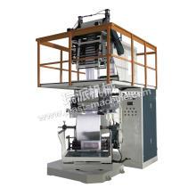 Heavy Duty Film Präge- und Gusseting Machine