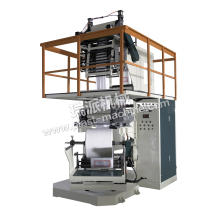 Heavy Duty Film Embossing and Gusseting Machine