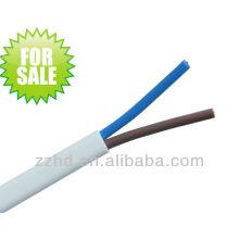 Fio YDYp 300 / 500V 450 / 750V CABOS ISOLADOS DE PVC FIO PLANO