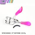 Lightweight portable eyelash curler