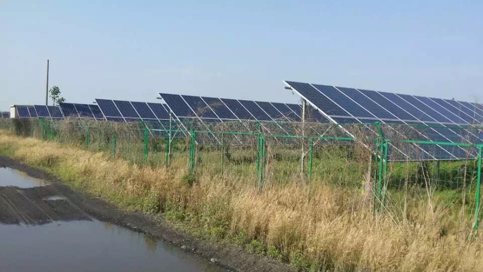 20MW solar power system