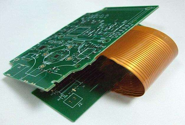 4 layer rigid-flex PCB