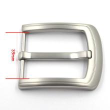 Boucle de ceinture de bijoux en argent de mode 925 en argent simple