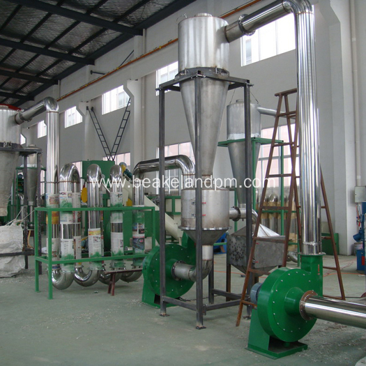 PP PE film pipe drying machine/plastic film dryer