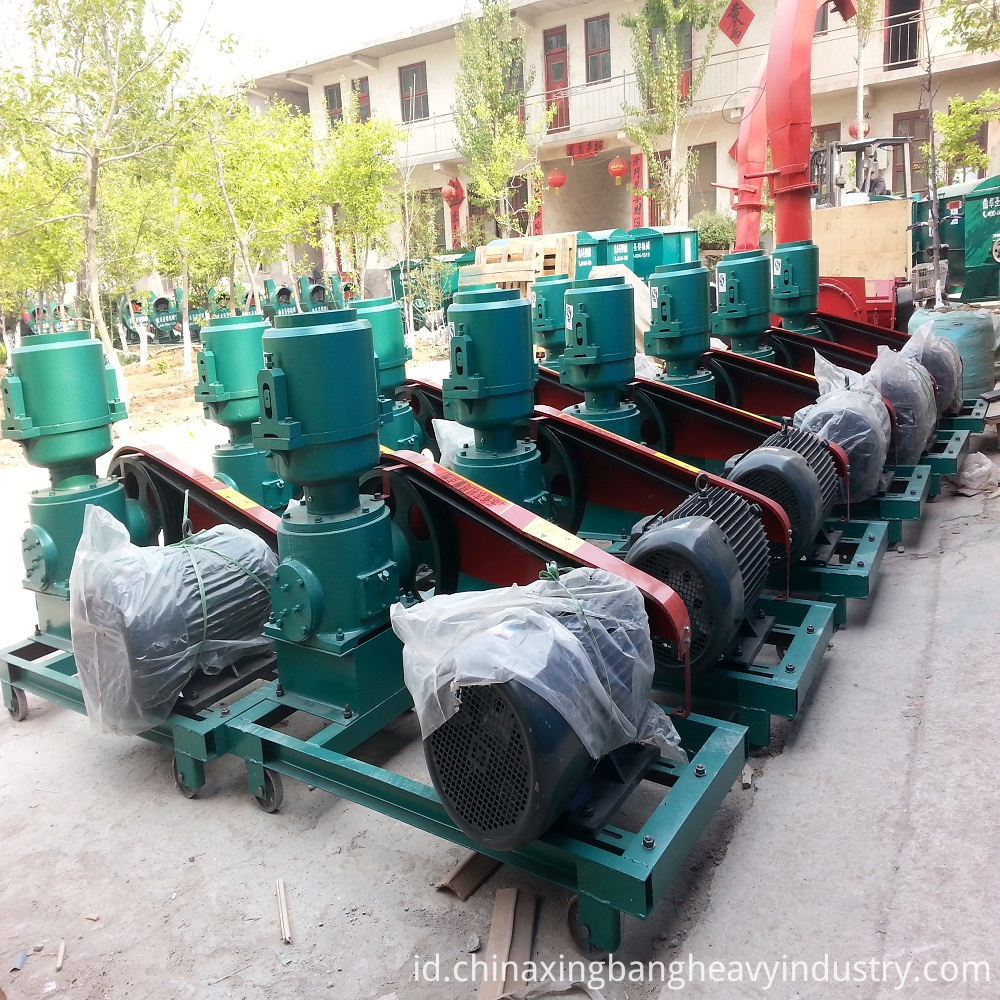 small feed pellet machine