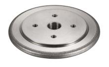 Gear дуги, отделка шлифовального круга