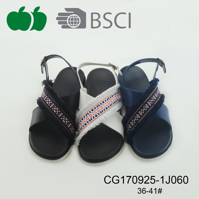 Hot Sale New Fashion Summer Comfortable Sandal