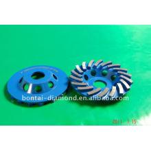 Diamantschleifscheibenrad für Betonboden