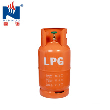 15kg lpg gas cylinder with valve for sale