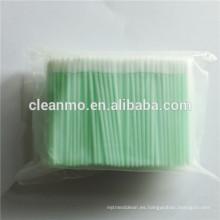 """Cleanroom Non-Sterile - Esponja de espuma suave, 3 """", pequeña, mitón, con mango de polipropileno"""